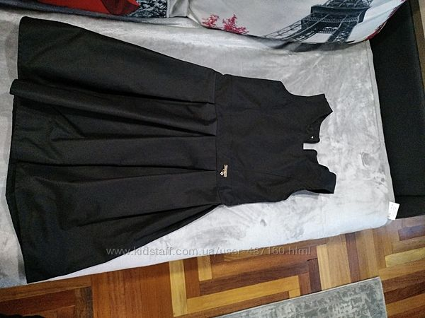 Школьный сарафан платье на рост 134-140