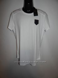 Мужская молодежная удлиненная футболка Terance Kole р. 48, 50