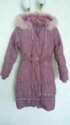 Pilquni пальто 134 рост