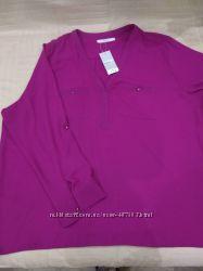 Продам новую, фирменную George, очень красивую блузку 54-56 р. uk 22