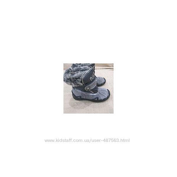 26р. Продам в идеальном состоянии, фирменные Primigi, зимние термо сапоги,