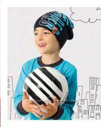 Красивые  комплекты, шапочки Польша  для мальчиков и подростков.