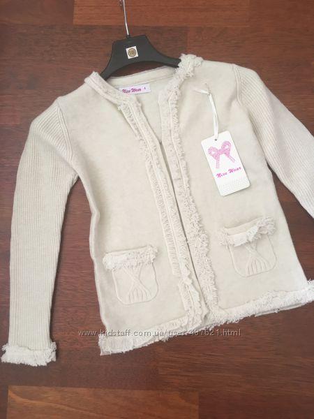 Теплые свитера,кофты для девочки