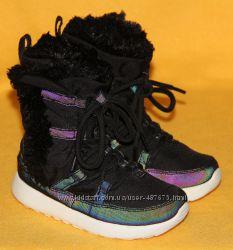 Сапоги, ботинки деми NIKE р. 26 стелька 16, 5 см