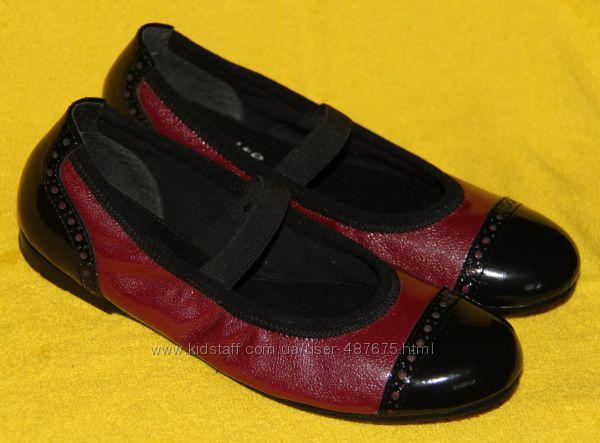 Туфли, балетки Start Rite, Англия р. 36 - 37 стелька 23, 5 см. Новые