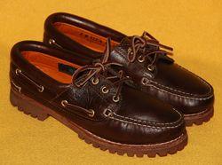 Туфли, мокасины, топсайдеры Timberland р.36 стелька 23 см