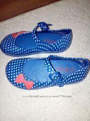 резиновые туфли