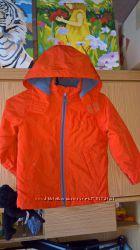 Классная куртка подарок шапка на мальчика GAP Kids рост  116