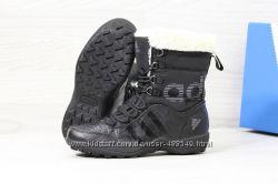 Зимние ботинки Adidas Climaproof black