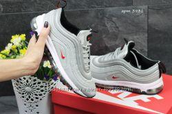 Кроссовки женские Nike 97 silver