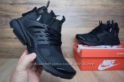 Кроссовки мужские Nike Air Presto Mid Acronym black