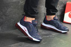 Кроссовки мужские Nike Air Max 720 dark bluered