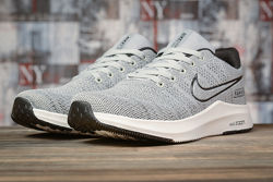 Кроссовки мужские Nike Zoom Winflo, светло серые