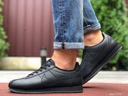 Мужские кроссовки Nike Cortez, черные
