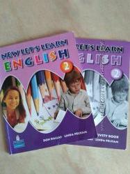 Підручник з англійської мови