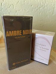 Ароматы бренда Ив Роше Ambre Noir
