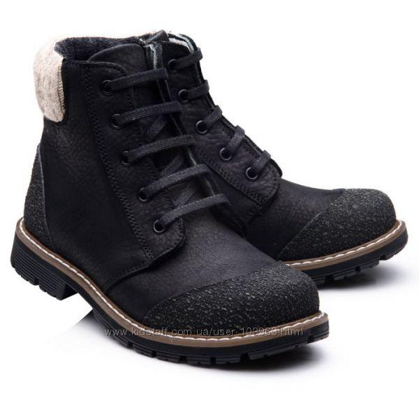 Ботинки на флисе Theo Leo Тео Лео