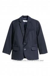 Пиджак школьный H&М р. 122-128   7-8 лет