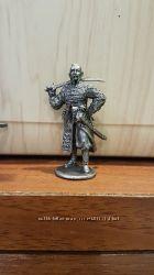 оловянные миниатюры 54 мм казаки