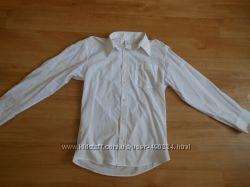 Белая рубашка в школу или на праздник