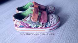 Кеды Skechers Twinkle Toes размер 25, 5