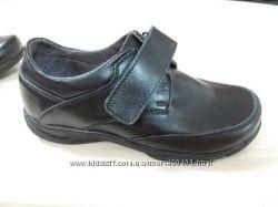 Кожаные туфли фирмы Лапси
