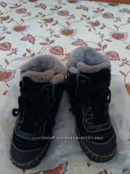 Ботинки для мальчика зимние