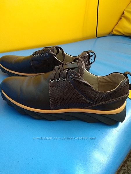 Продаются б/у туфли мужские