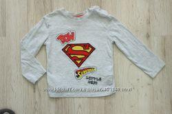 Реглан Superman 12-18мес, 86 рост.
