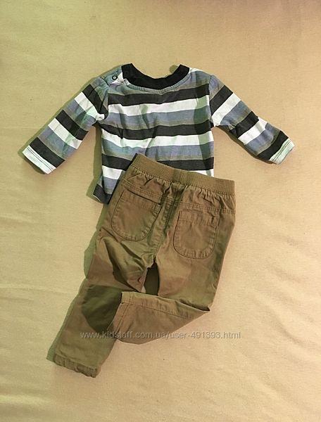 Комплект штаны и реглан на мальчика, Primark, 3-6 мес.