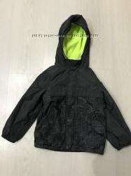 oshkosh  куртка для мальчика 6 лет флис