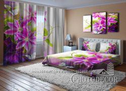 3D- Фото комплекты для спальни