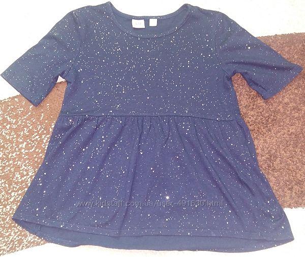 Туника, футболка Gap  для девочки р.134-140