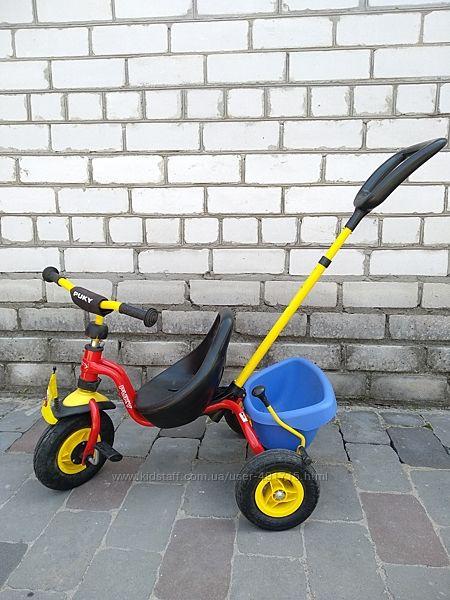 Puky велосипед трехколесный