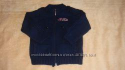 Брендовые свитера состояния новых для мальчика 1-2 лет