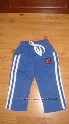 Брендовые штаны, спортивки состояния новых для мальчика 1 года
