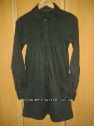 Стильное платье-рубашка, туника Colins размер S для беременных