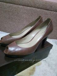 Кожаные туфли Autograph оригинал