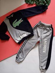Утепленный спортивный костюм Lacoste