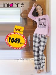 Стильна жіноча піжама Miorre Туреччина