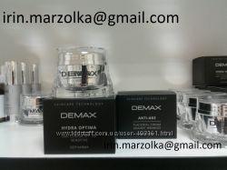 Уход за кожей лица DEMAX после  35 лет