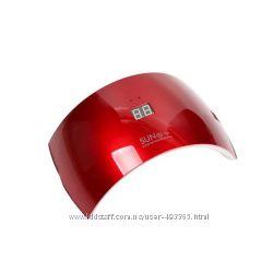 Профессиональная светодиодная SUN9SPLUS лампа UVLED , 36 W разные  цвета