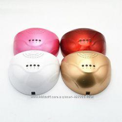 Лампа SUNone 48W с Вентиляттором UVLED цвет разный  для гель лаков и гелей