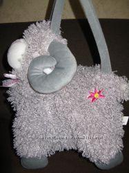 Сумочка игрушка детская баранчик
