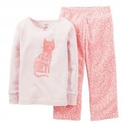 Пижама на девочку с теплыми штанами CARTER&acuteS