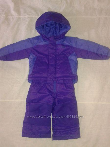 Термо Комбинезон детский, зимний Columbia Omni-Tech Waterproof Breathable