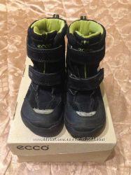 Ботинки зимние GORE TEX ECCO Light 25 размер
