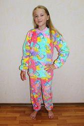 Пижама махровая в наличии на зиму