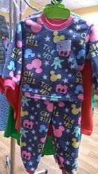 Пижамки махра размеры с 26 по 34