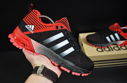 кроссовки Adidas Fast Marathon арт 20717 черные, адидас
